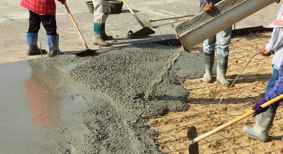 Stamped Concrete Concord