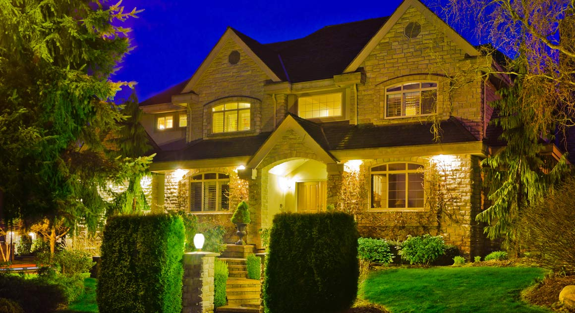 outdoor garden lighting toronto