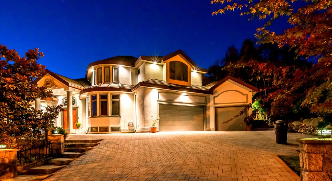 Outdoor Lighting Design Toronto