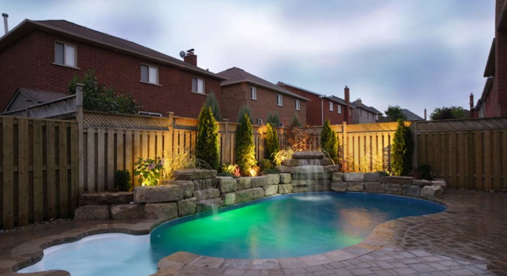 Modern Outdoor Lighting Toronto
