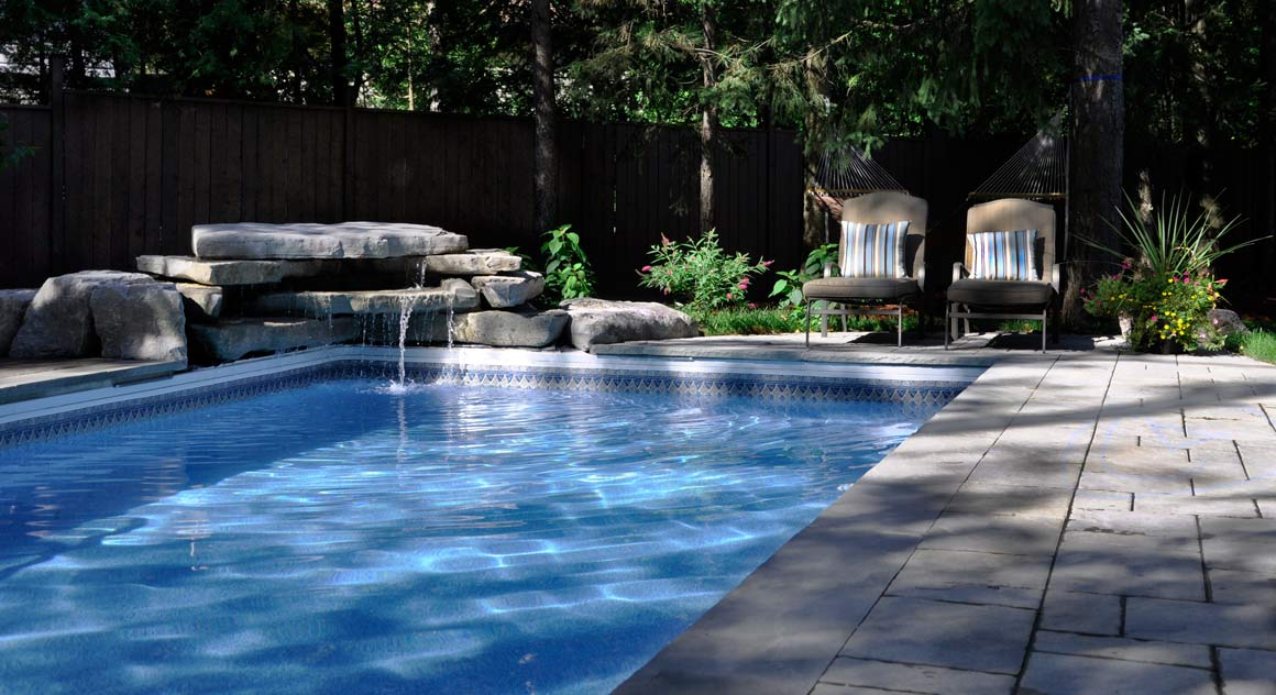 Swimming pool design and building in toronto view our - Building a swimming pool yourself ...