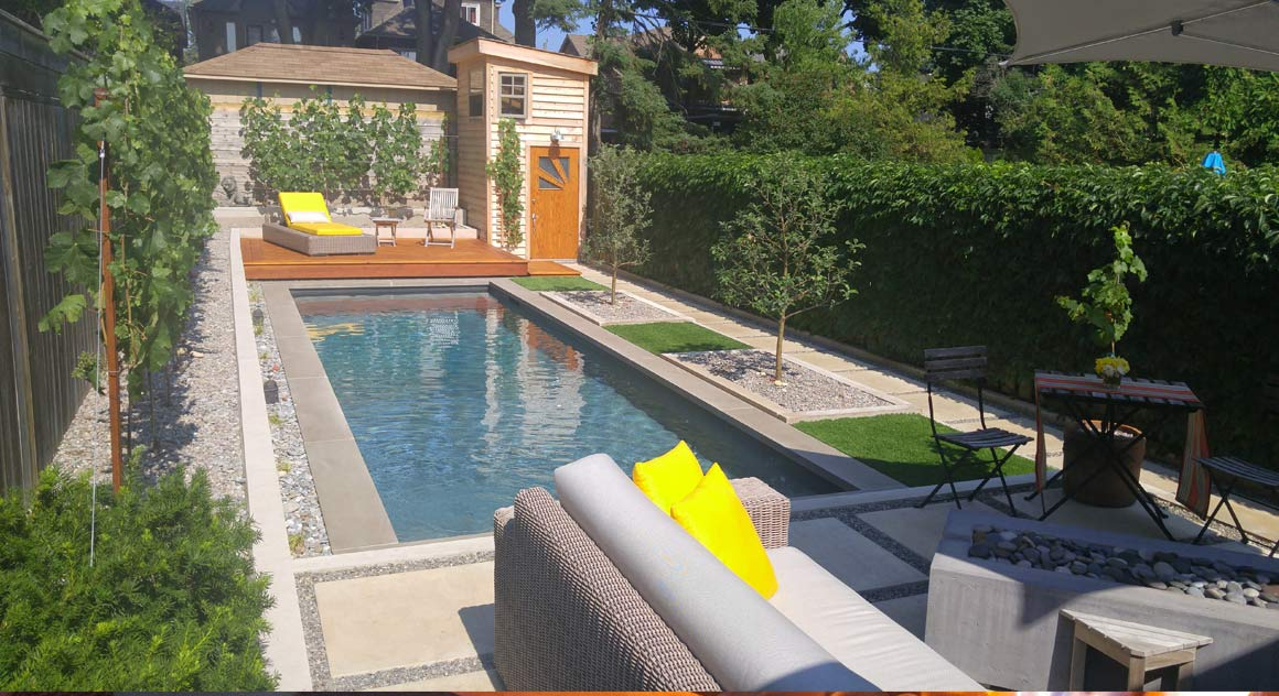 Backyard Designs with swimming pool