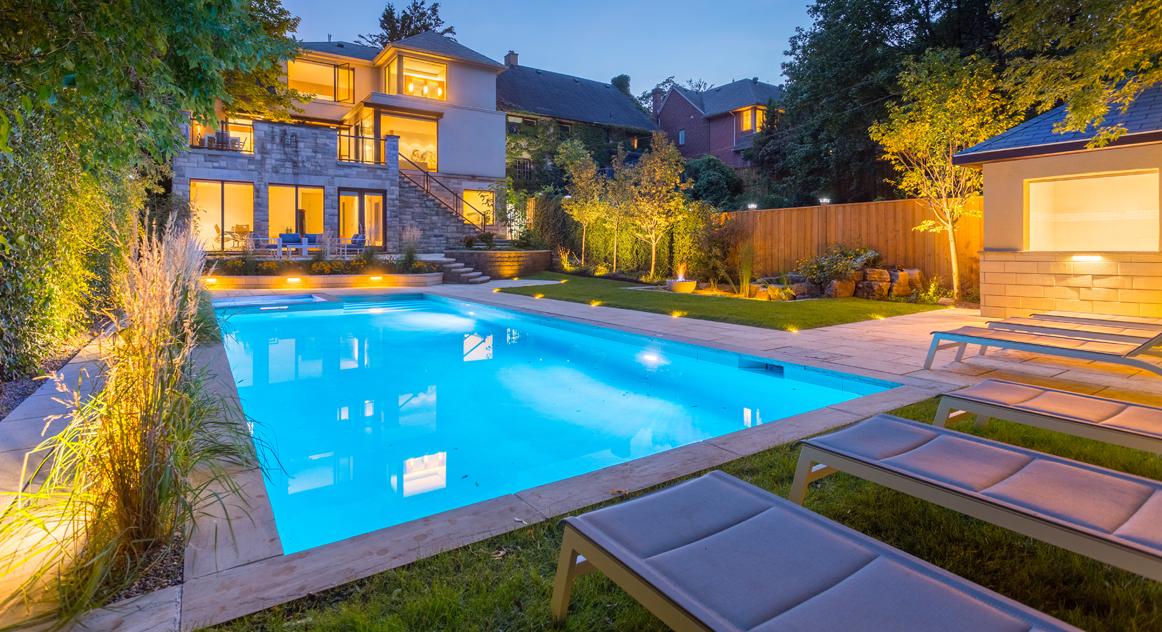 Forest Hill Estate - Modern Backyard Transformation