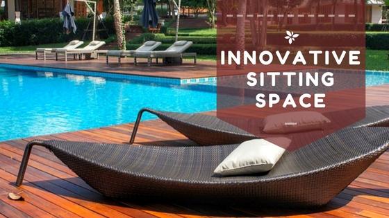 Innovative Sitting Space