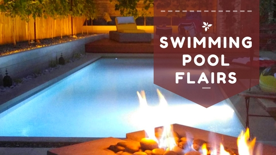 Pool Decks with Aesthetic Flares
