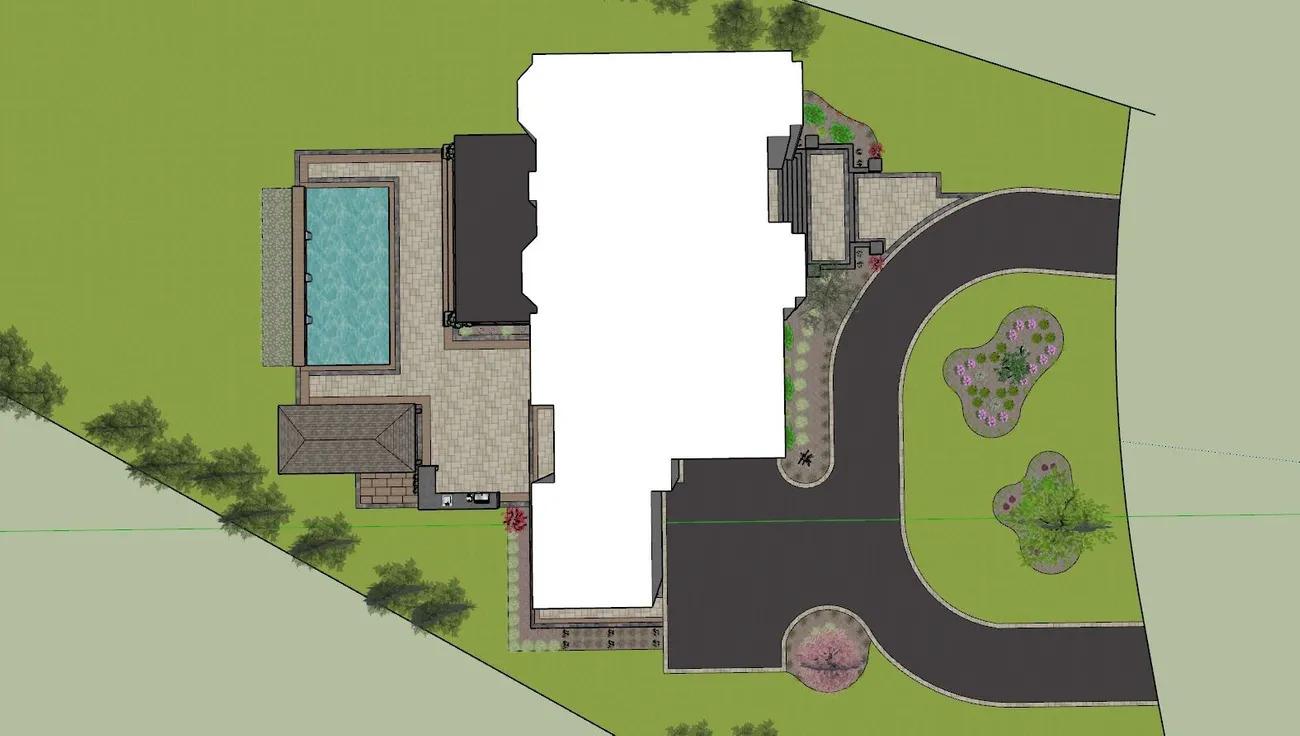 4 Seasons Estate - Landscape Design Work_4