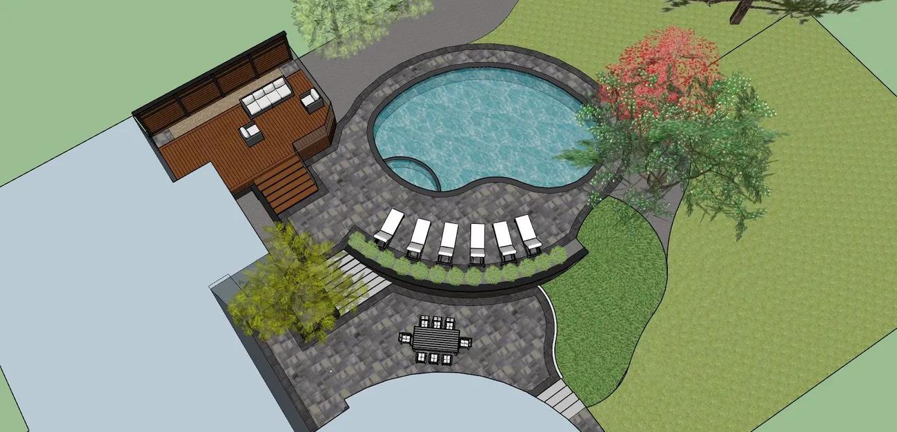 80_s Modern Villa_ Design Work_2
