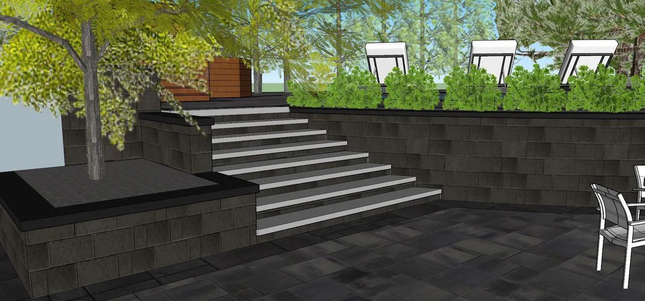 80_s Modern Villa_ Design Work_3