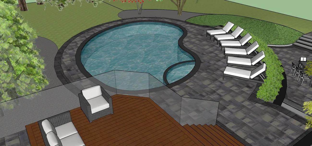 80_s Modern Villa_ Design Work_4
