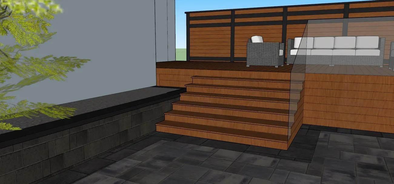80_s Modern Villa_ Design Work_5