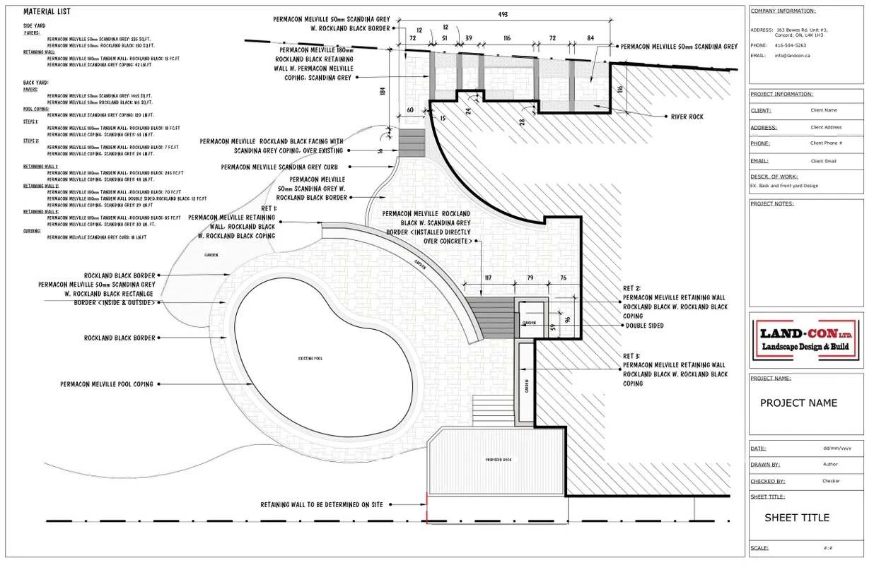 80_s Modern Villa_Design Work