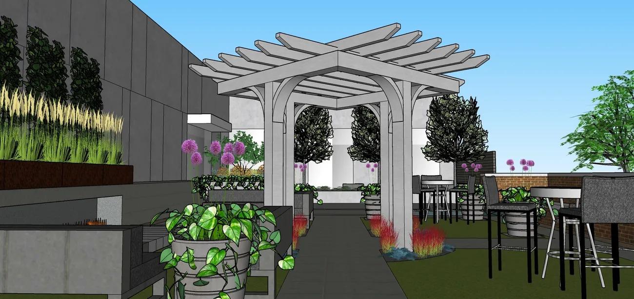 Minto King West_Landscape Design Work_5