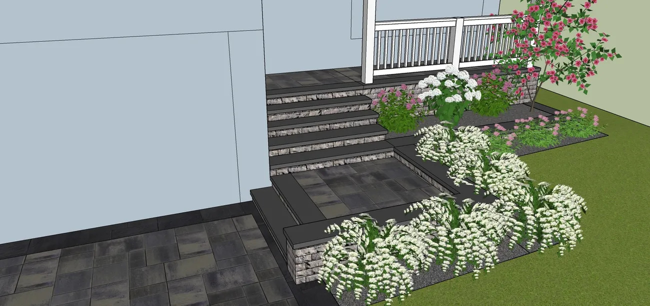 Textured Elegance - Landscape Design Work_4