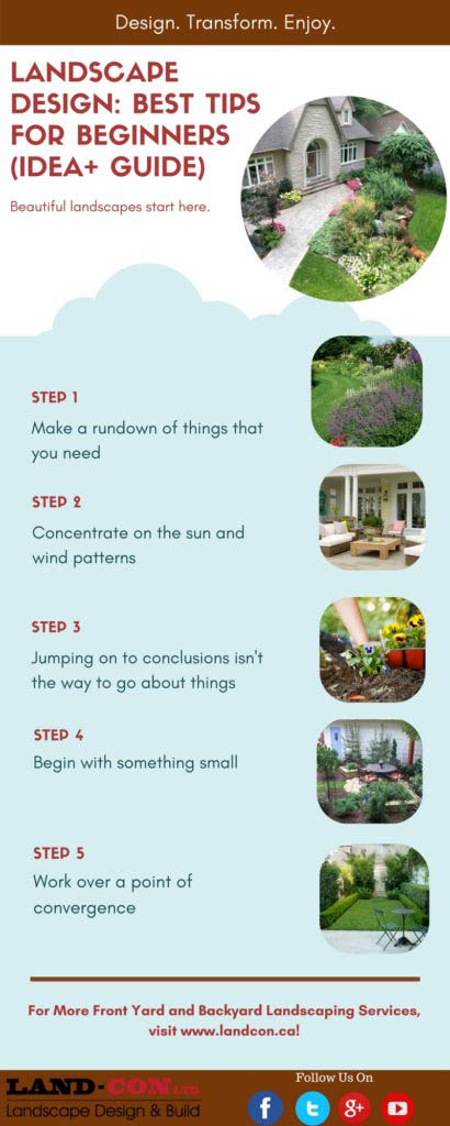 Landscape Design Tips