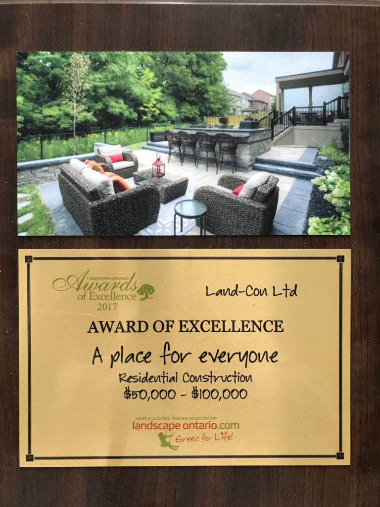Award of Excellence - A Place for Everyone