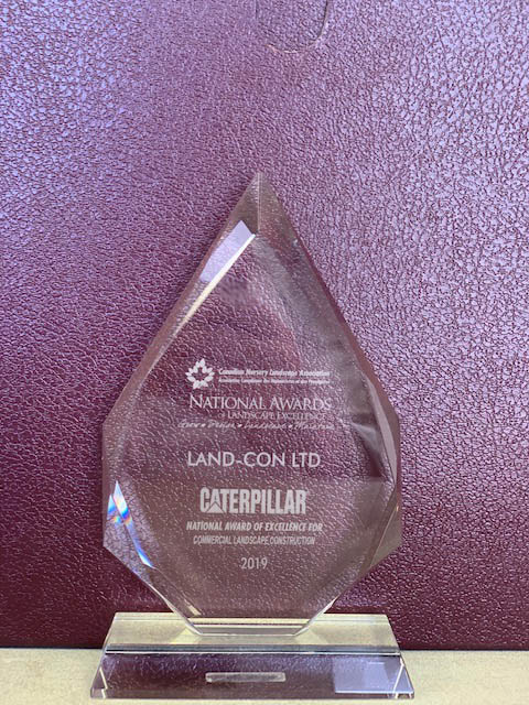 Award of Excellence - National Awards - Caterpillar