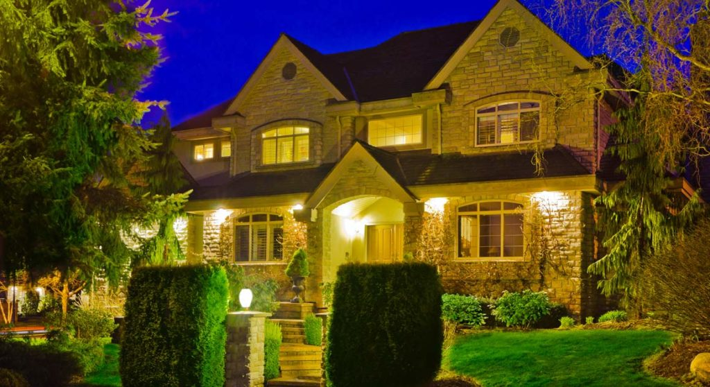 Landscape Lighting in Toronto